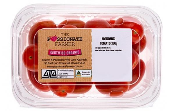Certified Organic Tomatoes